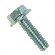 Flanged screw M8 x 25 (8x25) Hex, MONDOKART, Axles and bearings
