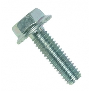 Flanged screw M8 x 25 (8x25) Hex, MONDOKART