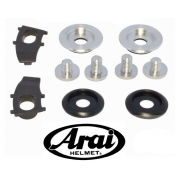 Screw kit Arai GP-6 / SK-6, MONDOKART, Accessories helmets Arai
