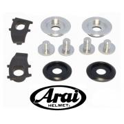 Screw kit Arai GP-6 / SK-6, MONDOKART