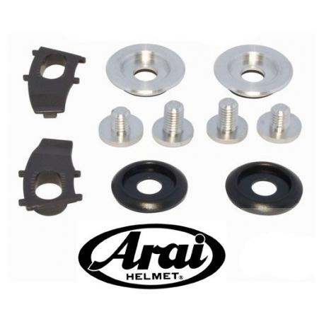 Screw kit Arai GP-6 / SK-6, MONDOKART, Accessories helmets Arai