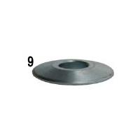 Spessore 10-28x3 Fusello Conico CRG