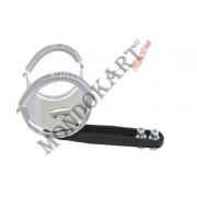 Bracket Exhaust Muffler CRG KZ NEW, MONDOKART, Exhaust & Filter