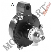 Water Pump CRG - Toothed, MONDOKART, Cooling system CRG
