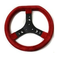 Steering Wheel Red (320 mm) standard