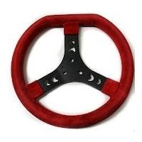 Volante Rojo Standard (320 mm)