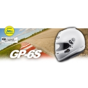Casco Arai GP-6 S (auto ignifugo), MONDOKART, kart, go kart