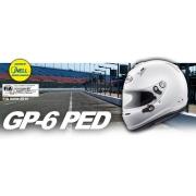 Helmet Arai GP-6 PED (fireproof car), MONDOKART, Helmets Arai
