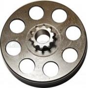 Clutch Drum Sprocket Comer KWE 60, MONDOKART, Comer KWE60 (60cc)