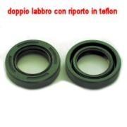 Oil Seal 20x32x7 Double Teflon lip, MONDOKART