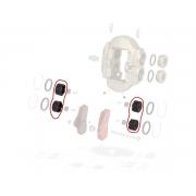Pistoncino pinza anteriore BSS KZ TonyKart OTK, MONDOKART