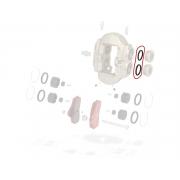 OR tappo pinza anteriore BSS KZ TonyKart OTK, MONDOKART