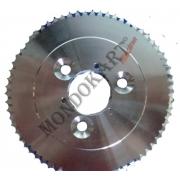 Corona avviamento TM KF (vecchia versione), MONDOKART, Frizione