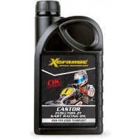 Xeramic Castor - Olio miscela motore ricinato