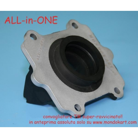 ALL-in-ONE Support Boite a Clapets RACING TM!!, MONDOKART
