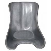Sitz Intrepid (weich) Racing Silber
