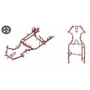 Frame Intrepid Cruiser MS3 (homologous ch-20), mondokart, kart