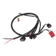 Cable (cableado) KF (modelo 2010) PVL, MONDOKART, kart, go