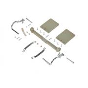 Kit pedals (pedals) retracted OTK Tonykart KF KZ, MONDOKART