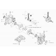 Half-Shafts BMB EKA Easykart 125cc (2015) - HAT (Kart Grand