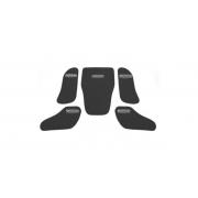 Padding Adhesive seat kit Bengio (Protection), MONDOKART, Seats