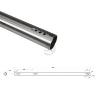 Assale 40mm per Rotax DD2