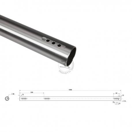 40mm Axle for Rotax DD2, mondokart, kart, kart store, karting