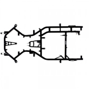 Scocca CRG Road Rebel, MONDOKART, Scocche e stabilizzatori CRG