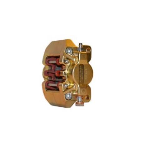 Rear brake caliper V10 V09 V05 Gold CRG, mondokart, kart, kart