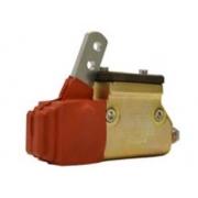 Pompa freno (singola) oro con recupero CRG, MONDOKART, Pompa