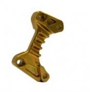 Caliper Support V10 V09 Gold CRG, MONDOKART, Rear brake caliper