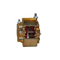 Front Brake Caliper V09 V05 V11 GOLD CRG
