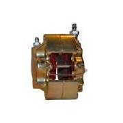 Pinza Freno Delantera V05 V09 GOLD CRG, MONDOKART, kart, go