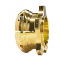 Mozzo Disco 50mm V10 / V09 / V05 Posteriore Alluminio CRG R-LINE