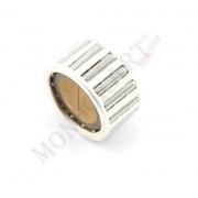 Gabbia argentata biella 18x24x15 Minirok 60cc Vortex, MONDOKART