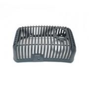 Protection echappement plastique Comer C50, MONDOKART, kart, go