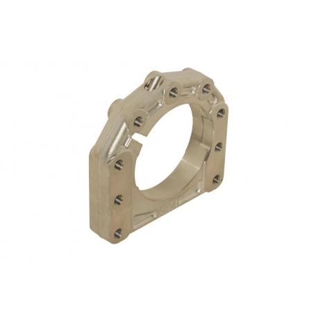 Supporto assale disassato 5mm 40 / 50 OTK centrale / destro OTK
