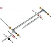 Kit Fijacion Radiador - kit de soporte 400x200 OTK Vortex TonyKart