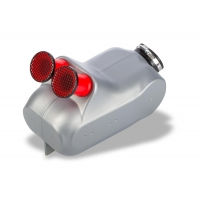 Suction Filter Silencer Arrow LB29 OTK TonyKart Vortex