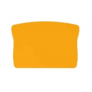 Adhesive hinteren Stoßfängers MINI Platte, MONDOKART, kart, go