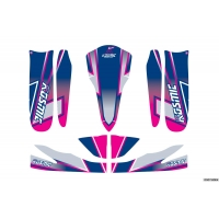 Bodyworks Stickers Kosmic OTK 60 Rookie Mini / Baby M5 fairings