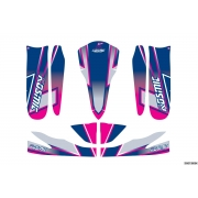 Designkit Kosmic OTK 60 Rookie Mini / Baby-M5 fairings