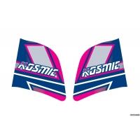 Adesivi Kosmic serbatoio 3 L mini - nuova grafica