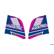 Stickers Kosmic tank 3 L Mini - new graphics, MONDOKART, Fuel