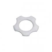 Arandela plata biela 20mm original IAME, MONDOKART, kart, go