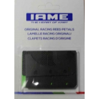 Kit Carbon Reeds 0.30 / 0.33 Iame Screamer (1-2-3) KZ