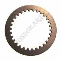 Disco frizione nudo acciaio Iame Screamer (1-2-3) KZ