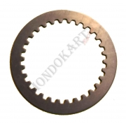 Clutch plate steel Iame Screamer (1-2) KZ, mondokart, kart