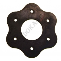 Shock Absorber plate Iame Screamer (1-2-3) KZ