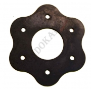 Shock Absorber plate Iame Screamer (1-2) KZ, MONDOKART